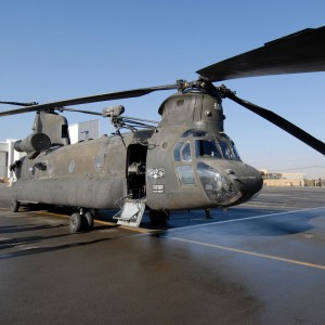 Boeing Delivers Advanced Chinook Maintenance Training Devices to Canada