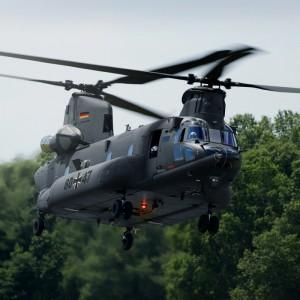 Boeing, Honeywell and Rolls-partner on German CH-47 bid