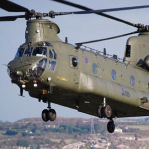 Boeing begins flight testing UK Chinook Mk4