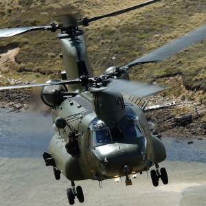 CAE to upgrade two Royal Air Force Chinook simulators