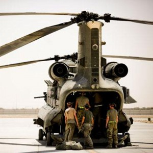 Boeing receives UK contract for 14 new Chinooks