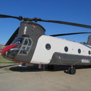 Billings Flying Service earns the first FAA CH-47D Type Certificate