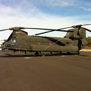 Government of Greece– CH-47D Helicopters