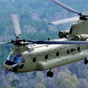 Boeing picks Canadian firms for CH-47F in-service support