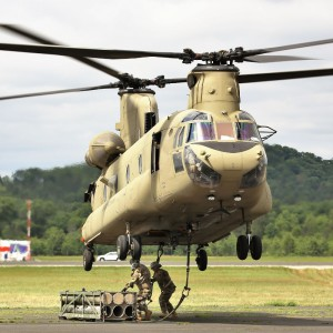 CAE joins Boeing H-47 Chinook team
