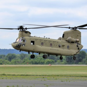 Honeywell awarded $476M contract for CH-47 T55 engines
