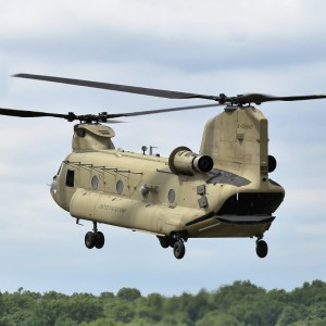Netherlands' Chinook purchase strengthens US-Coalition capabilities