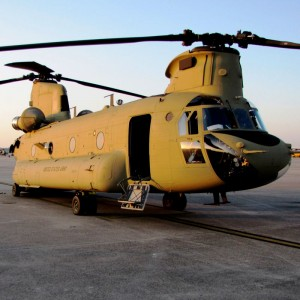 General Dynamics Canada awarded support contract for CH-147F