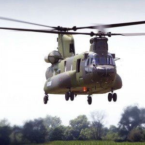 Boeing CH-147F Chinook for Canada completes first flight