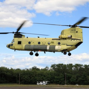 First Italian Army ICH-47F Chinook performs maiden flight