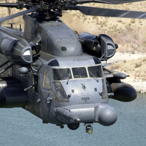 Sikorsky awarded $191M confract for H-53 weapons work