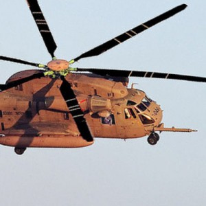 Sikorsky to supply CH5-53D parts to Israel