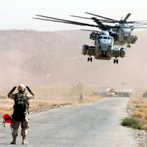 Haiti – 22nd MEU heads out with UH-1 and CH-53 helicopters