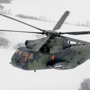 Germany brings forward CH-53G retirement