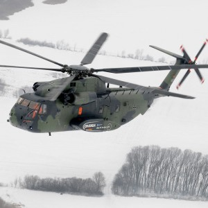 Airbus Helicopters picks Donaldson filters for German CH-53GA upgrades