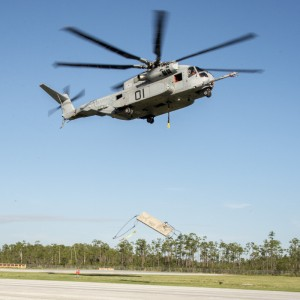 First dual hook jettison demonstrated by CH-53K
