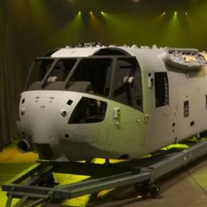Spirit AeroSystems celebrates milestone on CH-53K program