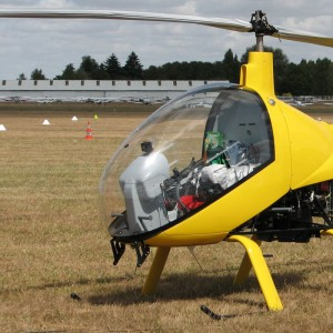 French ultralight helicopter pilot fined for violating the Russian border