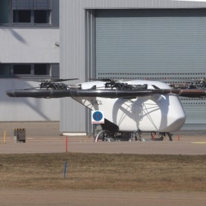 CityAirbus prototype is in public view – but NOT at Heli-Expo