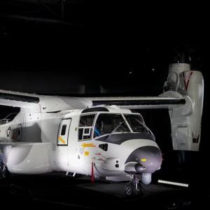 Bell Boeing reveal the new CMV-22B Osprey