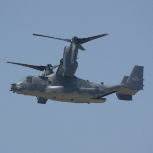 Bell-Boeing awarded $12M for V-22 support items