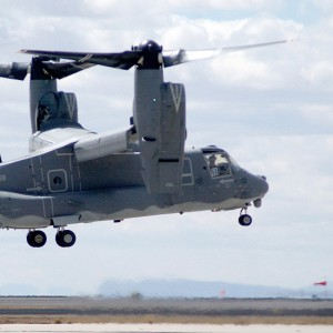 Naval Supply Systems Command addresses V-22 supply concern