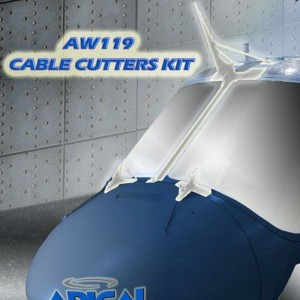 EASA approves Dart Cable Cutters Kit for AW119