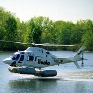 Transport Canada approves Dart floats for AW119