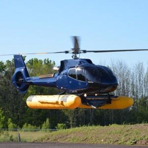Additional certification for DART's EC/H130 Emergency Flotation System