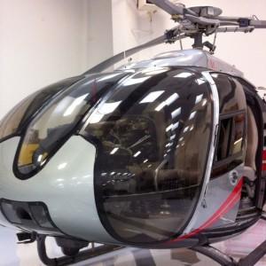 FAA approve Dart's EC130 Fresh Air Vent Kits