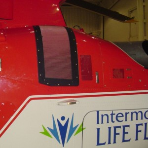 IHC equips first AW109SP with Donaldson inlet barrier filter system