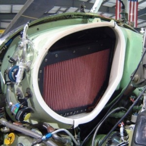 Donaldson markets inlet barrier filters for Bell 230s