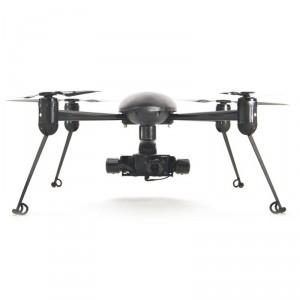 New Draganflyer X4-ES Ultra Portable UAV released