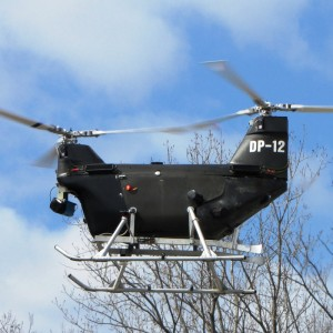 Piasecki and Dragonfly Pictures build tandem-rotor UAS