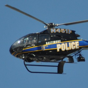 Baltimore Police buys four EC120s