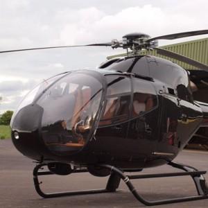 Aero Maintenance completes first ever UK EC120 12 year overhaul