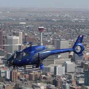 Calgary Police celebrate 20 years in the air