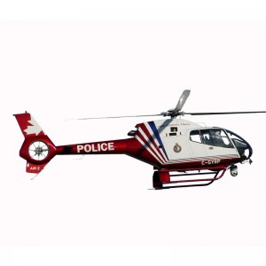 Eurocopter Canada targets police market