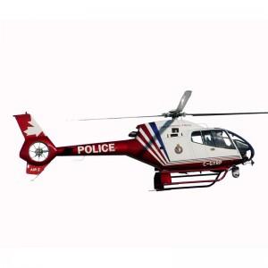 York Regional Police extends EC120 pilot/maintenance contract