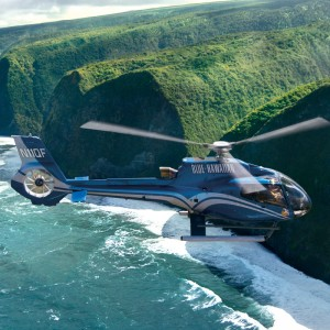 Blue Hawaiian Helicopters Voted #1 for 18th Consecutive Year