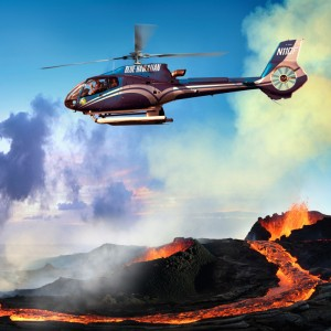 Blue Hawaiian Helicopters Celebrates World Helicopter Day