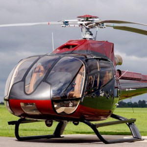 Cobham's HeliSAS Granted FAA Type Certification for AS350 and EC130