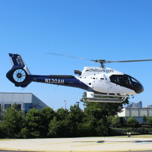 Chicago Helicopter Experience adds EC130