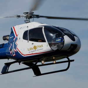 EMS Program at SUNY Canton secures EMS helicopter service