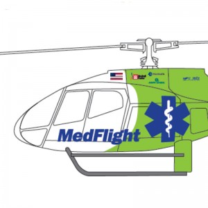 Metro Aviation competes first two EC130 of eight for Medflight Ohio