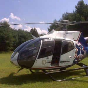 Wake Forest AirCare celebrates 25 years and adds second EC130