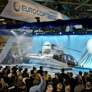 Lord Corp launches Active Vibration Control System for EC130T2