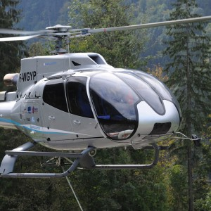 Eurocopter introduces EC145T2 and EC130T2 to UK with demo flights