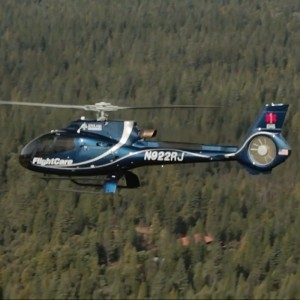 Enloe puts world's first EMS EC130T2 to work