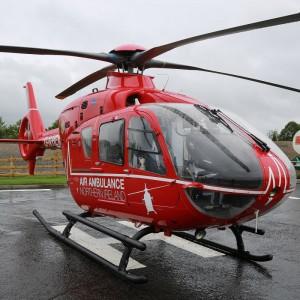 Northern Ireland Air Ambulance 222nd Call Out